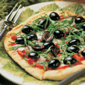 California-Style Grilled Pizzetta